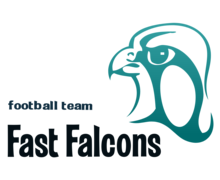Fast Falcons Logaster logo